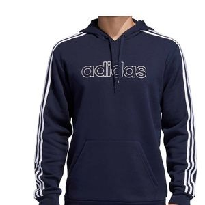 Adidas Men's Fleece Pullover Hoodie, New wi Tags